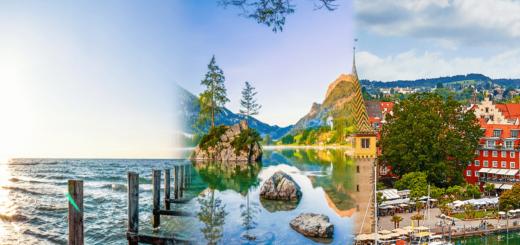 Urlaub stressfrei und nah: Reiseziele Deutschland
